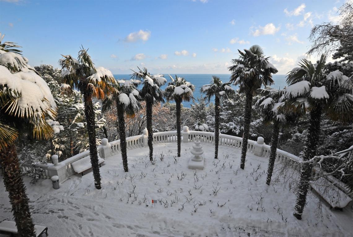 Отдых на Новый год 2017 в Крыму
