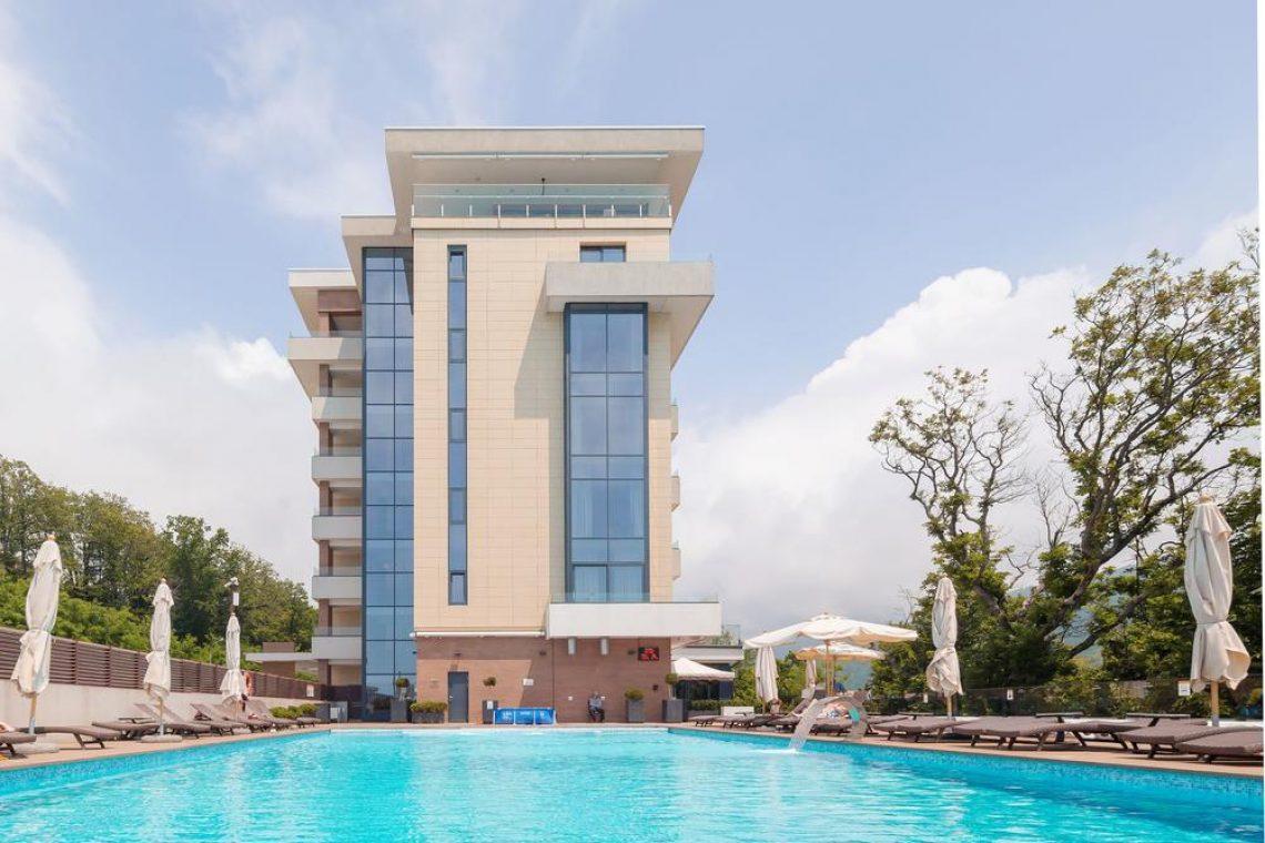 Nebug, Heliopark (Heliopark Nebug): description of the hotel, service, reviews 44