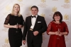 Слева-направо: Мария Василенко (Hilton Worldwide), Александр Баканов (Hilton Garden Inn Moscow New Riga), Анна Завьялова (Amtel Properties)