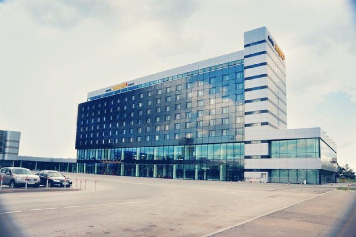 Бизнес-отель года 4* - Angelo Congress and Airport Hotel (Екатеринбург)