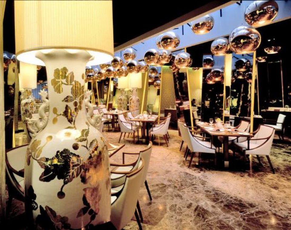 Ресторан в отеле года - Mamaison All-Suites Spa Hotel Pokrovka (Москва)