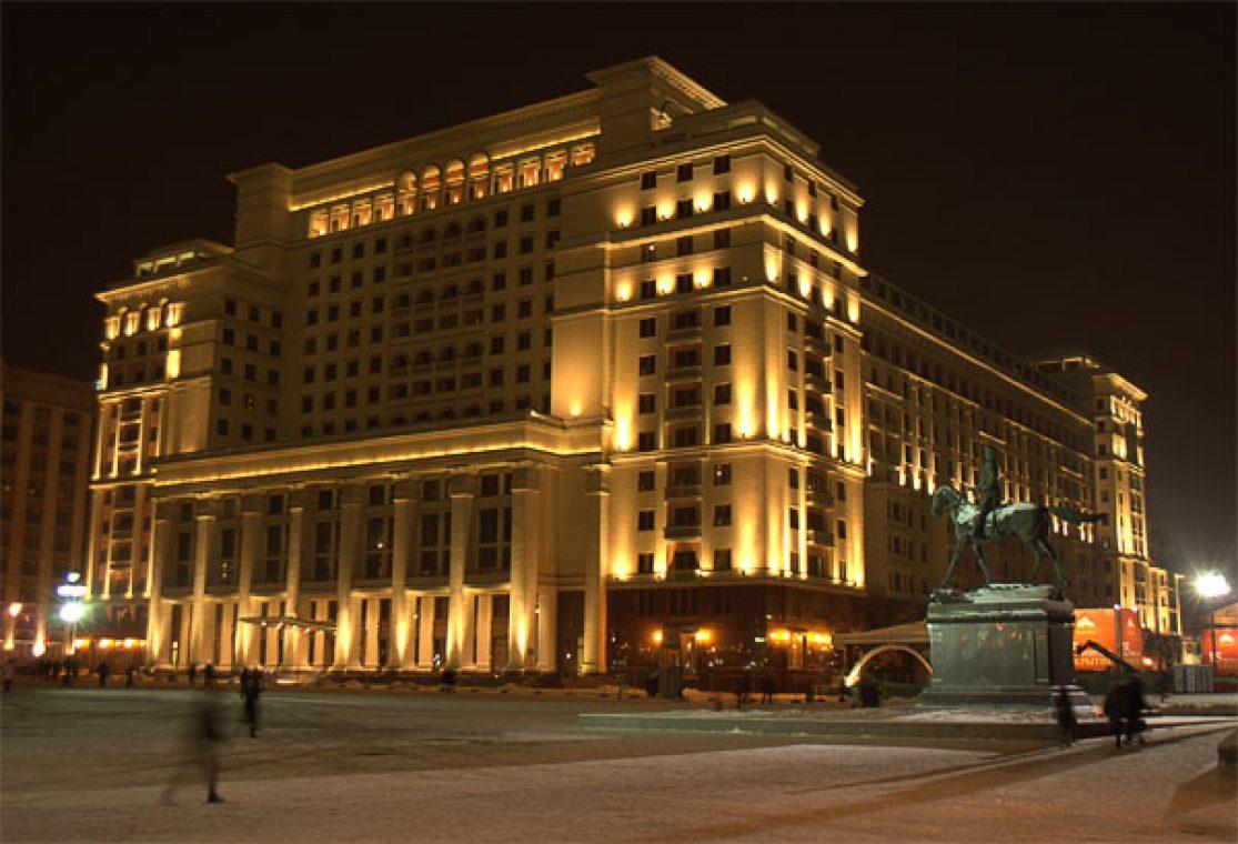 Открытие года - Four Seasons Hotel Moscow
