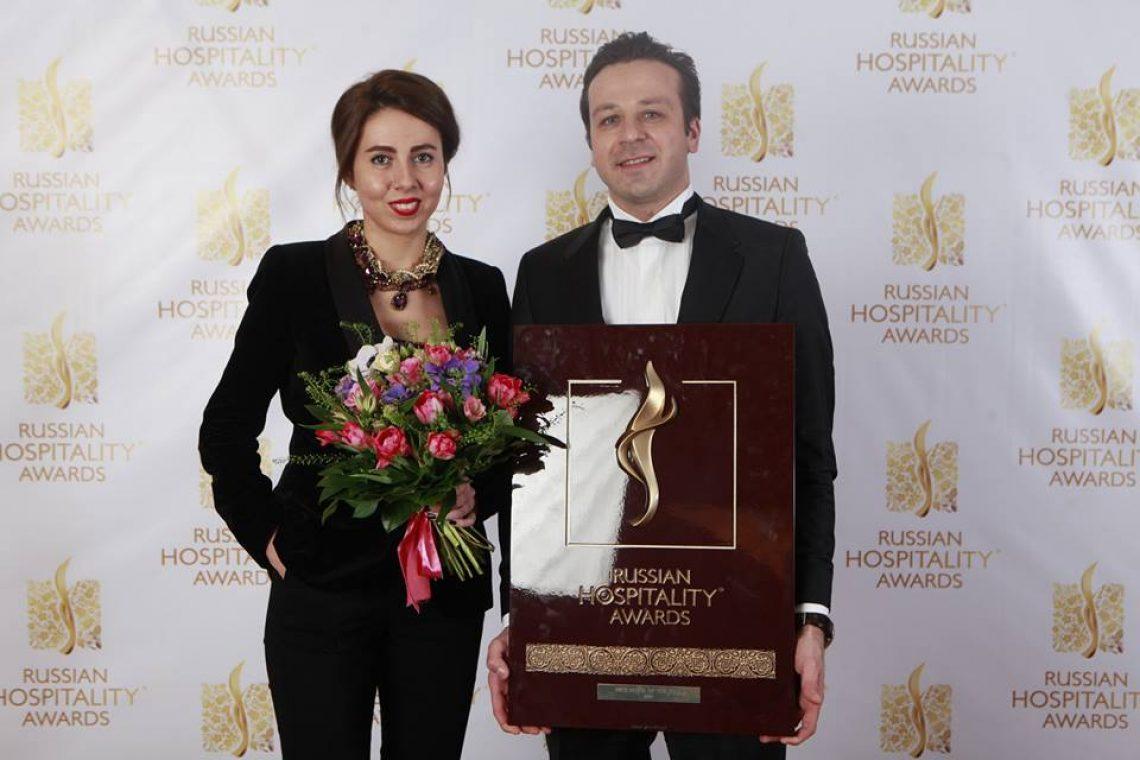 Stefan Kuehr, Radisson Royal Hotel Moscow