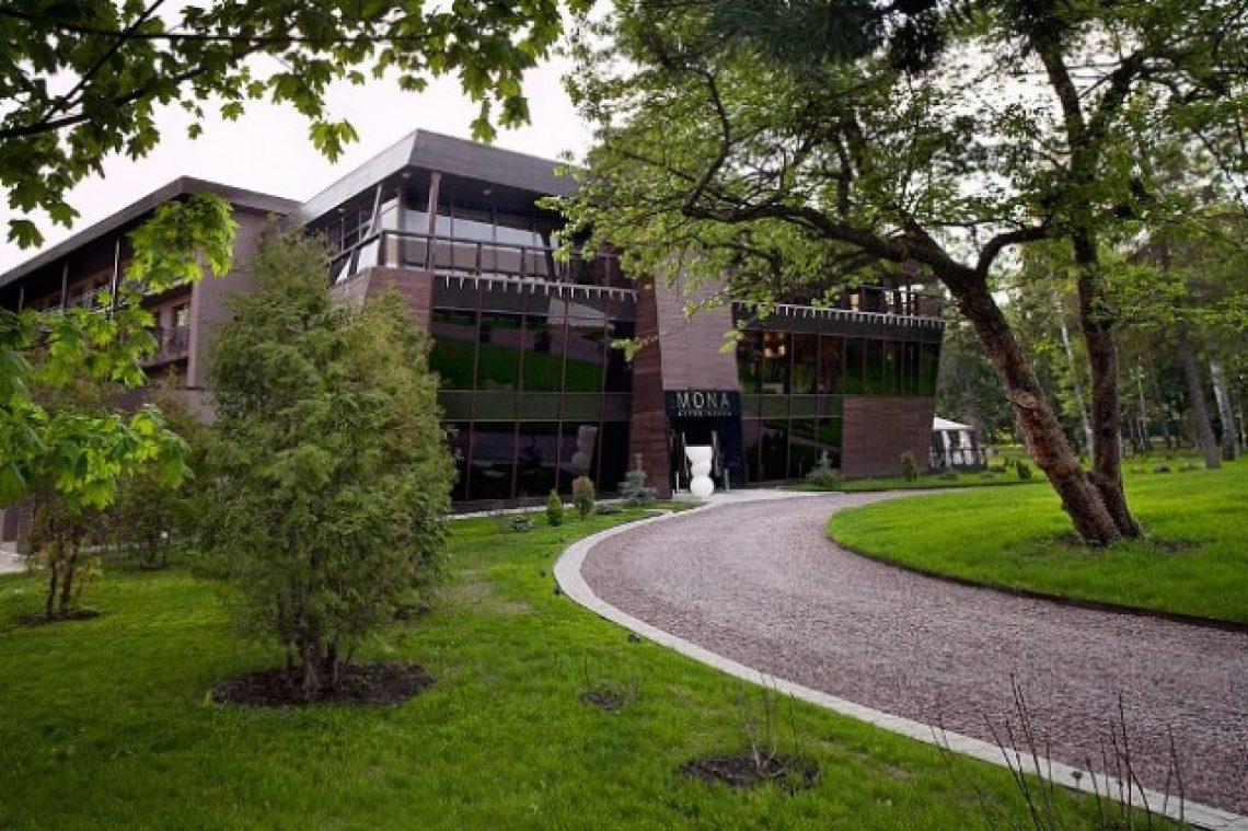 Загородный отель года - Best Western Premier MONA (Лобня)