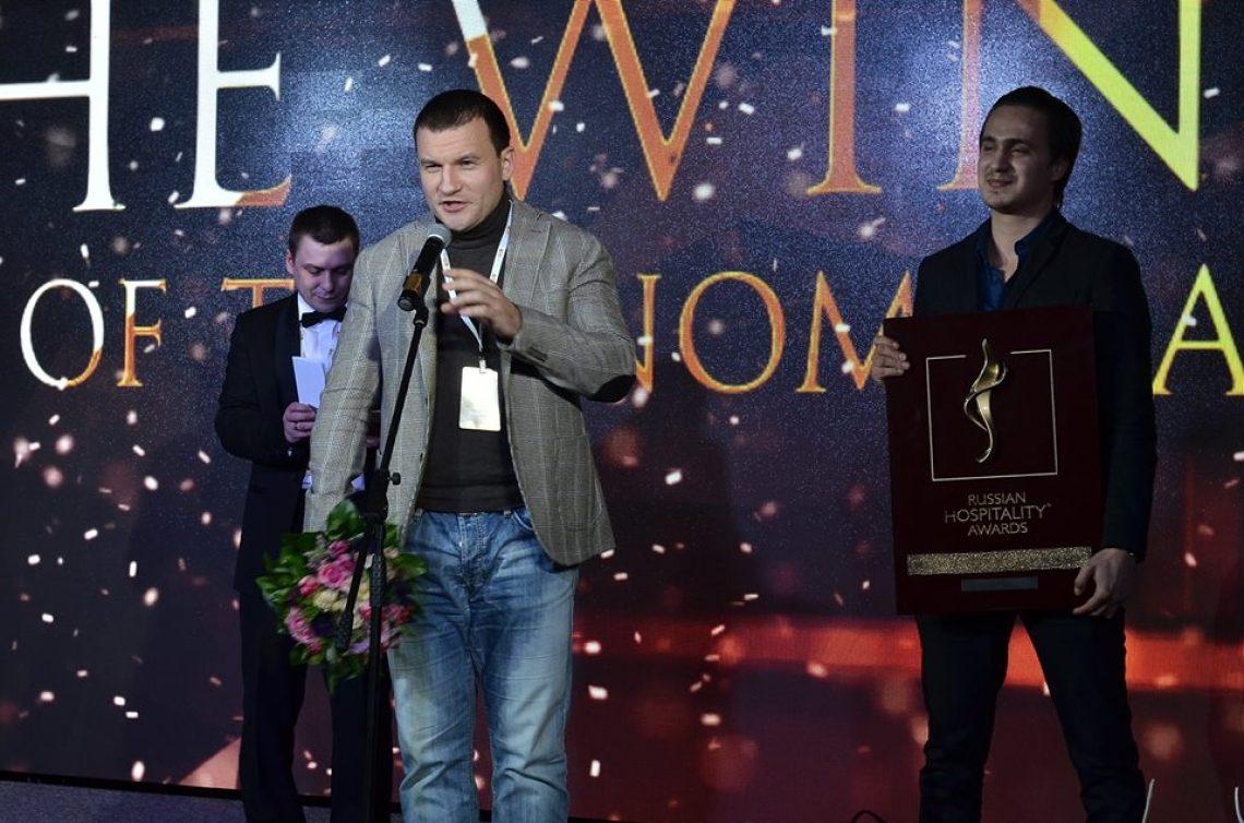 Алексей Волов, Best Western Premier MONA