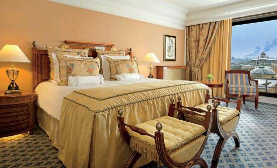 Бизнес-отель года 5* - The Ritz-Carlton, Moscow