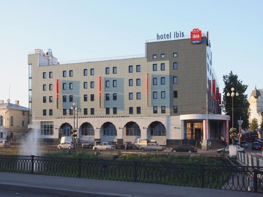 Отель эконом-класса года - ibis Казань Центр