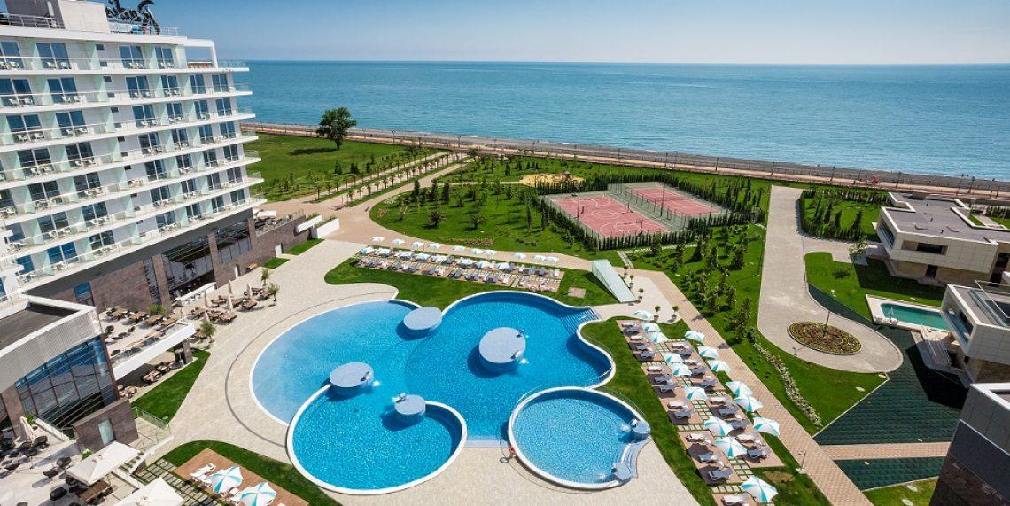 SPA-отель года, Курортный отель года - Radisson Blu Paradise Resort & SPA, Sochi