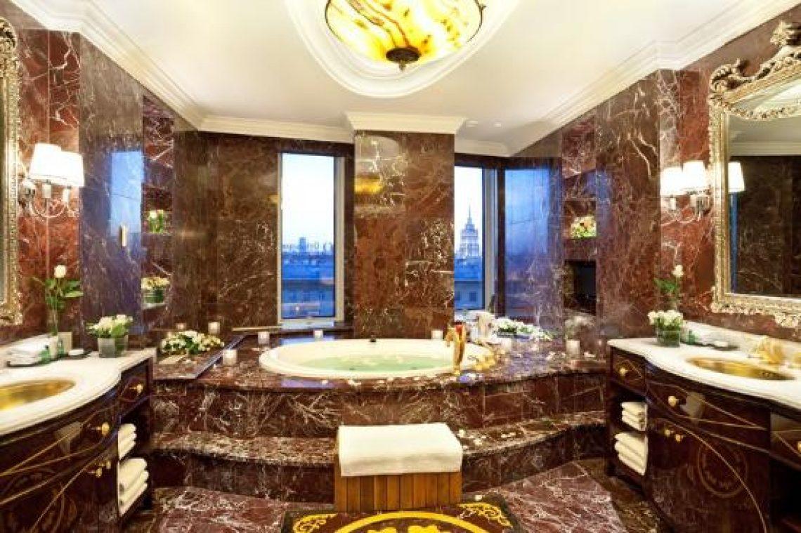 Luxury отель года - Lotte Hotel Moscow
