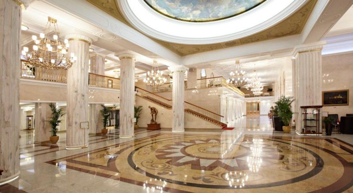 MICE-отель года - Radisson Royal Hotel Moscow