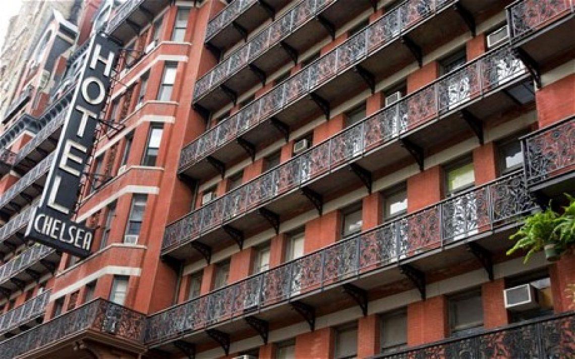 Отель Chelsea, Нью-Йорк