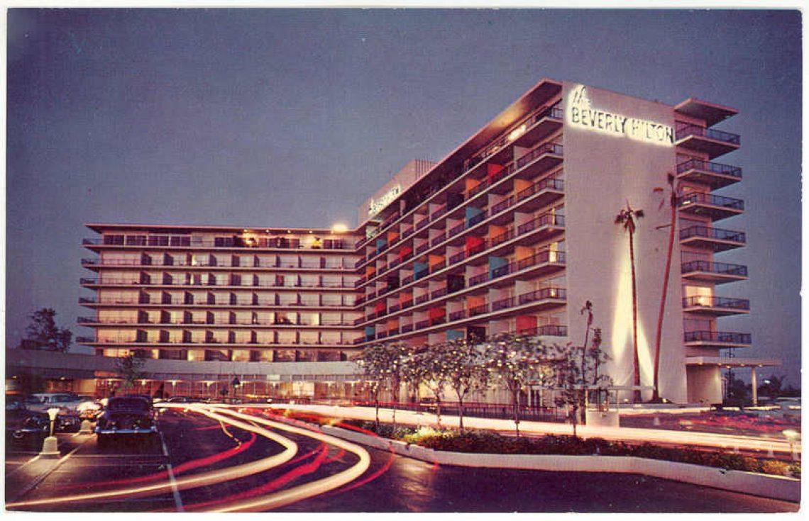 Beverly Hilton Лос-Анджелес